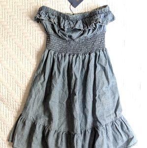 Seven Denim Strapless Dress NWT